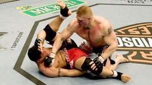 lesnar and mir