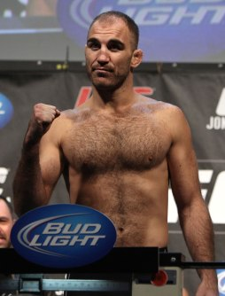 UFC 140: Weigh In