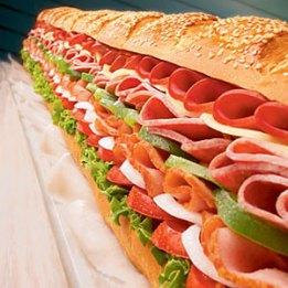 Giant-Sandwich
