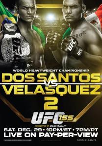 UFC-155-poster
