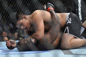 MMA: UFC TUF 17 Finale-Hall vs Gastelum