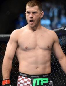 MMA: UFC 146-Miocic vs Del Rosario