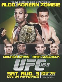 UFC-163-poster