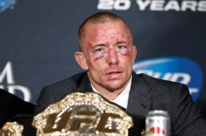 Georges-St-Pierre-Face