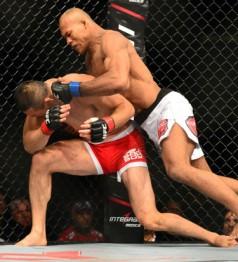 MMA: UFC Fight Night-Jacare Souza vs Okami
